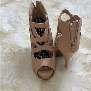 Brand new heels never worn